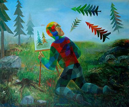 A Vision  by Jukka Nopsanen