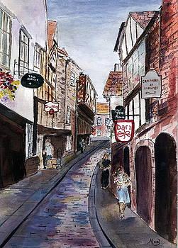 Ann Neal - A Walk in Britain