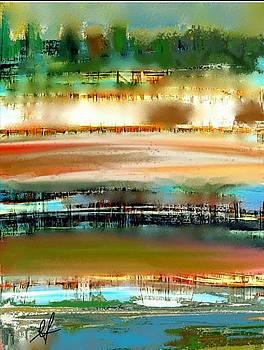 A Walk In The Park by Iris Fletcher