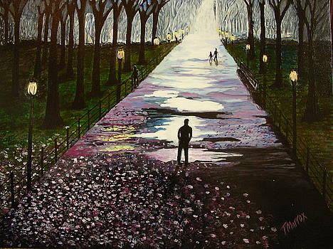 A Walk in the Park by Tim Mattox