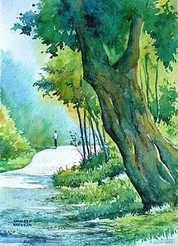 A Walk In The Sun by Sandeep Khedkar