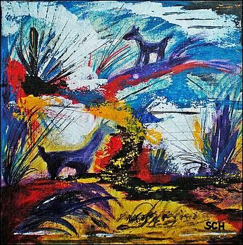 A Walk in the Wild by Scott Haley