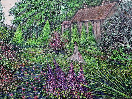 A Walk Through The Garden by Eugene Kuperman