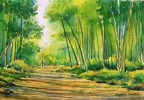 A Walk Together by Sandeep Khedkar