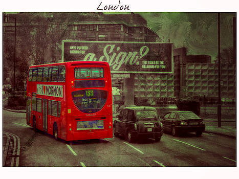 Nicole Frischlich - A way through London