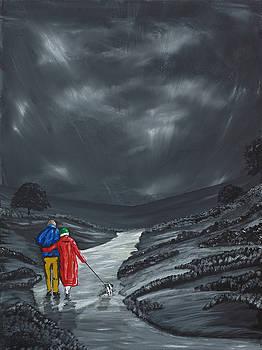 A wee bijou strollette by Scott Wilmot
