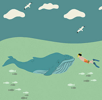 A Whale of a Tale  by Nicole Wilson