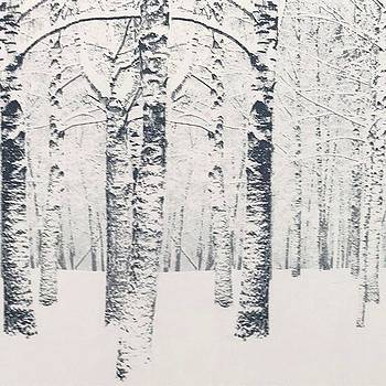 A Winter ❄️ Tale. No Explanation by Gina Callaghan