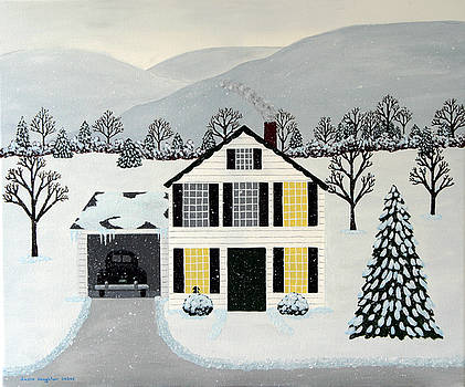 A Winter's Hush by Susan Houghton Debus