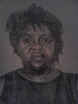 A Woman by Shadrach Muyila