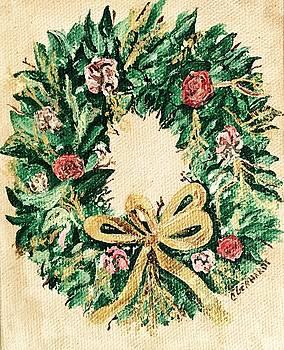 A Wreath  by Chuck Gebhardt