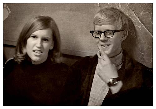 A Young 60's Couple by Kyle West
