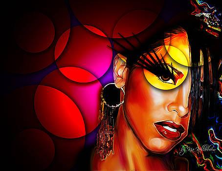 Aaliyah by Kia Kelliebrew