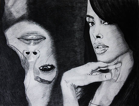 Aaliyah by Saheed Fawehinmi