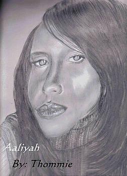 Aaliyah by Thomasina Marks