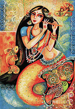 Aanandinii and the Fishes by Eva Campbell