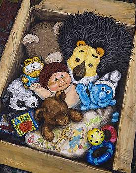 Aarons Box by Rich Travis
