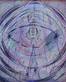 Aaron's Pillar by Elena Soldatkina