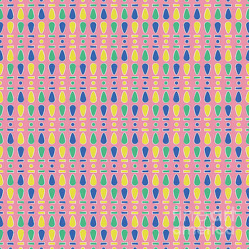 Abacus Pattern by Elizabeth Tuck