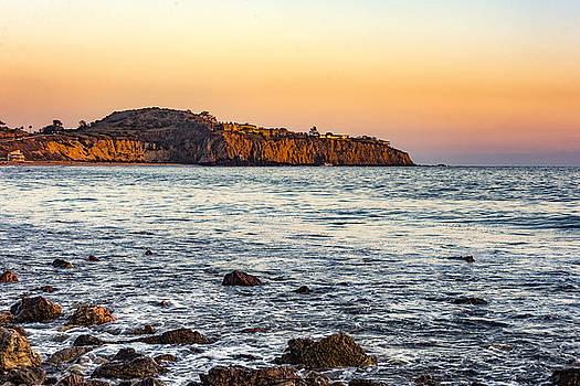 Abalone Point Sunset by Anthony Baatz