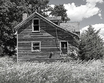Abandon Country Home by Kathy M Krause