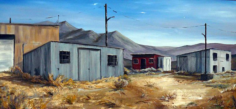 Abandon Mill by Seth Johnson