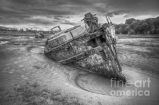 Abandon ship by Steev Stamford