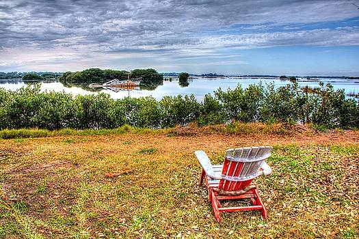 Abandoned  Adirondack  by Tim Ford