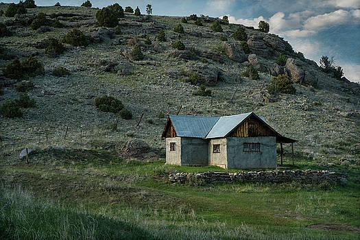 Mary Lee Dereske - Abandoned Adobe - New Mexico