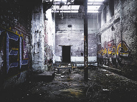 Abandoned Building by Dylan Murphy