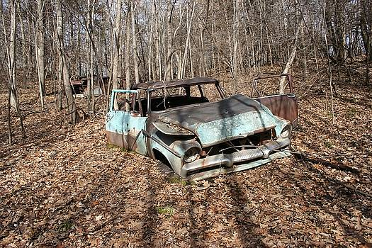 Abandoned Car 1 by Ajp