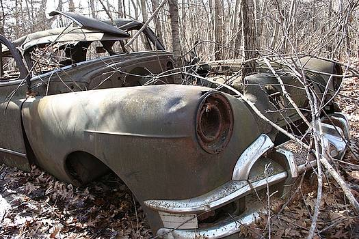 Abandoned Car 12 by Ajp