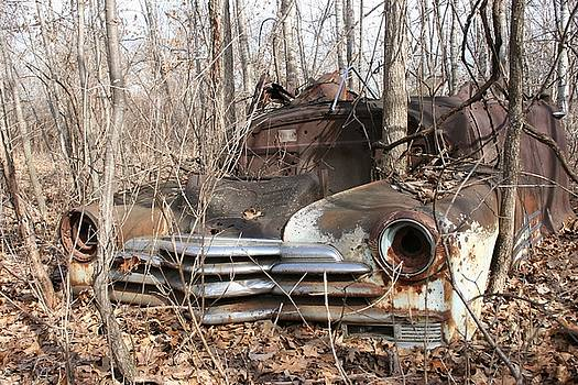 Abandoned Car 5 by Ajp
