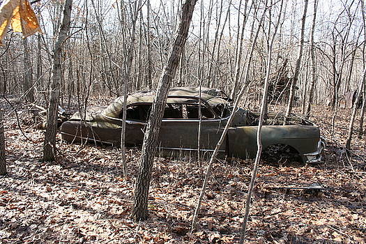 Abandoned Car 6 by Ajp
