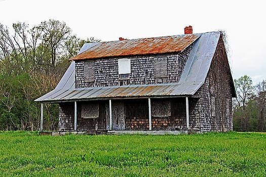 Abandoned by Carolyn Ricks