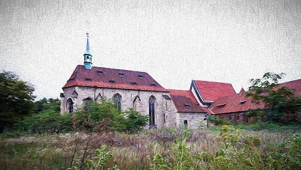 Colin Cuthbert - Abandoned Church