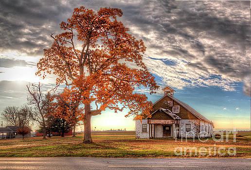 Larry Braun - Abandoned Church