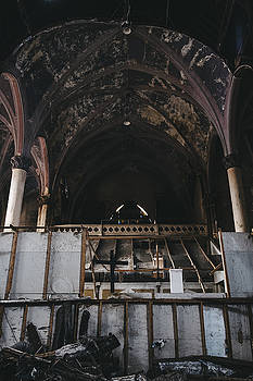 Abandoned Church Photo by Dylan Murphy