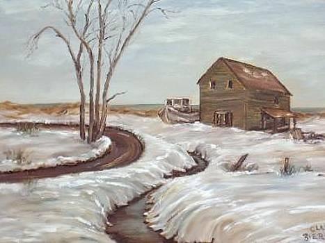 Abandoned by Clara  Bierman