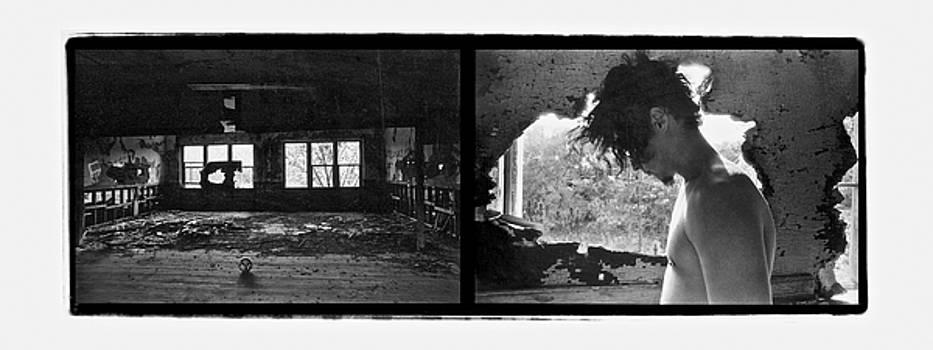 Abandoned Classroom by Mercedez Faith McCartney