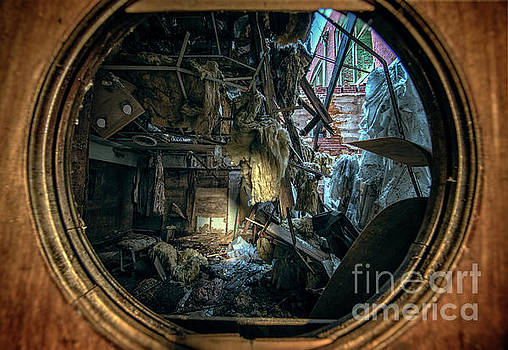 Abandoned Decay by Doug Sturgess
