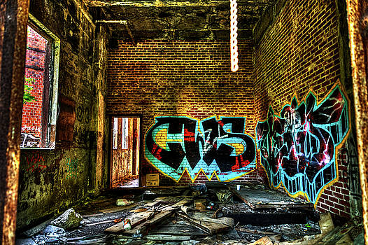 Abandoned, HDR by Tim Buisman