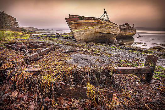 Abandoned I by Peter OReilly