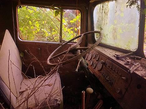 Abandoned Kenworth Truck 3 by Salman Ravish