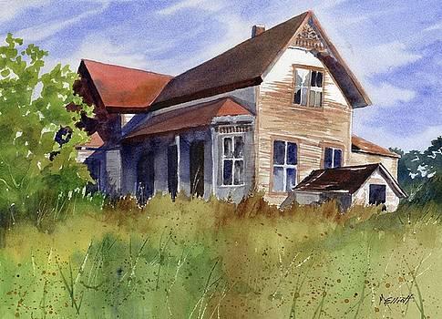 Abandoned by Marsha Elliott