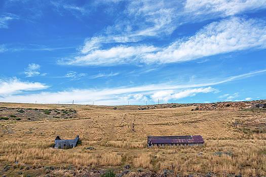 Abandoned Mining Town by Jess Kraft