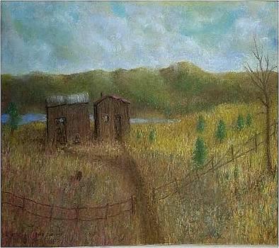 Abandoned Nova Scotia by Brian Higgins