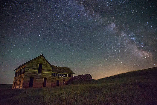 Abandoned on the Palouse by James Richman