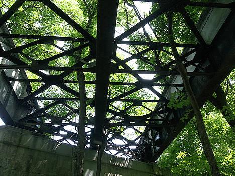 Abandoned Railroad Bridge by Emma Frost