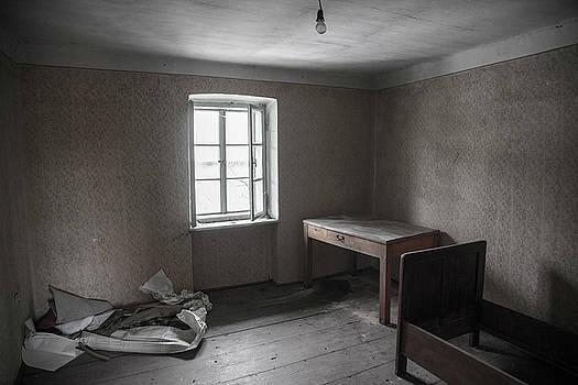 Abandoned Room by Matjaz Preseren